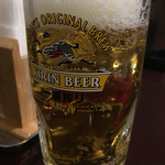 味雅軒 - 生ビール☆ 一応一番搾り らしい