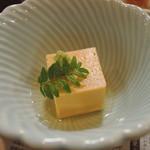 平野屋本店 - あん肝豆腐
