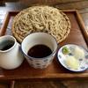 つばくろ - 料理写真:そば(750円)