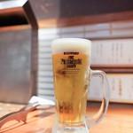 松庵 - ビール