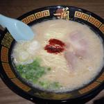 一蘭 - ラーメン 790円