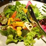 ベジョータ ムチョ - Mrs.10種類の野菜たっぷりサラダ ベジョータ風