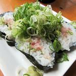 魚介 - 生ネギトロ巻き 399円+税