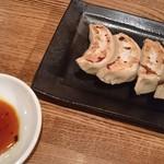アンズキッチン - 旨汁餃子♪