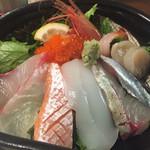58441093 - 特製海鮮丼