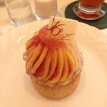 フランス菓子16区 - 美しいパニエフィグ