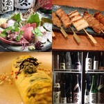 EAT Beat - 鮮魚x日本酒100種、焼き鳥x日本酒100種と出汁が身体に優しい