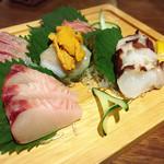 TSUBOYAN - お刺身5種盛り✩