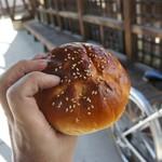 まるや - 料理写真:豚まんパン