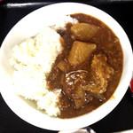 タイガーワン - 牛すじカレーライス