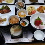 しおさい - 料理写真:夕食