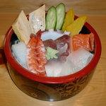 すし処 あしよ - ランチ(海鮮丼)