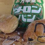 万幸堂 - パン色々