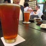 麦酒庵 - まずはクラフトビールで喉を潤そう!(2016.Nov)