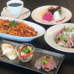 朝もぎ野菜Dining彩り家 -