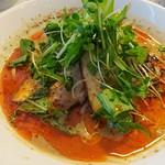 四川担担麺 阿吽 - 味噌坦坦麺(3辛)900円