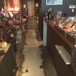 カフェ ルンバルンバ - 店内①