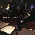 カフェ ルンバルンバ - 店内③