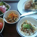 米どころん - 朝食ビュッフェ