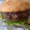 ケンタッキーフライドチキン - 料理写真:ビストロ風ハンバーグサンド 旨っ!