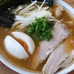麺屋 彰 - スタンダード(税込700円)※味玉はSNS登録でサービス