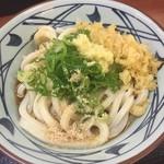 丸亀製麺 - 無料トッピング