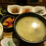 アラマァー - ソルロンタン定食(2009年)