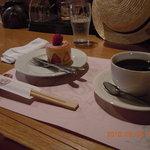 グレコ - 苺のケーキ
