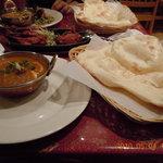 ガラムマサラ - マトン系のカレー&キーマカレー&タンドリーチキン