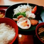 ジョイフル - 料理写真:モーニング ¥490(税抜き)ドリンクバー付