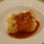 中国料理 南園 - 白身魚のチリソース