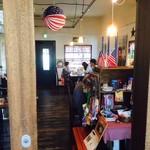 カフェ 彩の森 - 店内は雑貨販売もしています!