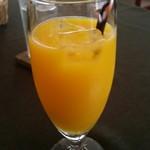 フレンチレストラン Nature - オレンジジュース