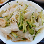 小中華郷土料理 - 涼皮(リャンピー)