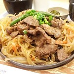 58464646 - ジンギスカン定食1000円