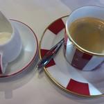 ラ・ポーズの森 カフェ ラ・ポーズ - ホットコーヒー