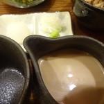 58465671 - 2016年11月4日(金)くるみのそばつゆ