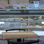 なかぱんカフェ - 内観