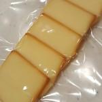 手作りピッツァ・お惣菜ルーティーン - 自家製スモークチーズ 380円