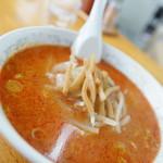 かつ平 - 鉄火麺(中辛