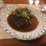 サ・マッシュ - メイン肉