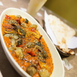 アジアン食堂 スーリヤ - イタリアン野菜カレーセット