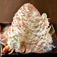 雪の晶 - チョコバナナ