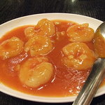 中国料理 萬里 - 海老チリソース