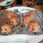 だぼ - 氷下魚の卵焼き