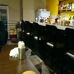 唐辛子バル チレデルナ メキシコ - 店内の雰囲気