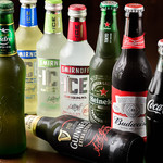 雪の晶 - アルコール各種
