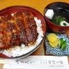 のぼりや - 料理写真:うなぎ丼(上丼)