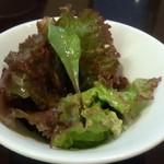 58473332 - 前菜のサラダ