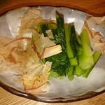 こう太 - 野沢菜